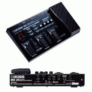 Boss ME25 — Гитарный процессор эффектов, Артикул: 211183