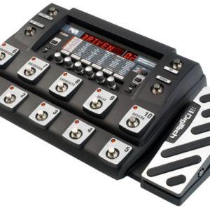Digitech RP1000 V - напольный гитарный мульти-эффект процессор / USB интерфейс звукозаписи. Эмуляция, артикул 447436