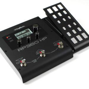 Digitech RP360XP — напольный гитарный мульти-эффект процессор с педалью экспрессии, Артикул: 447438