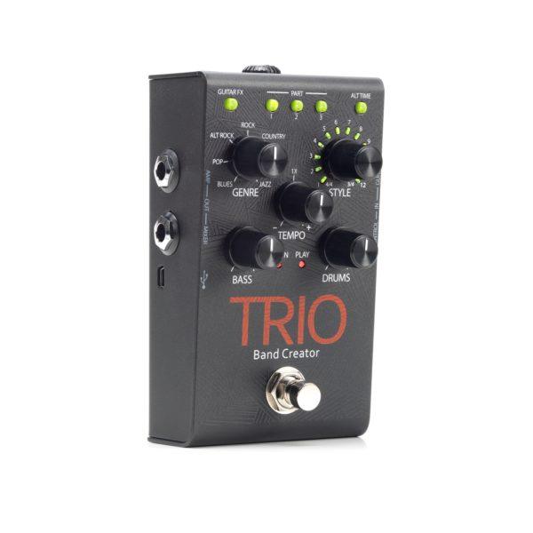 Digitech TRIO — педаль для гитары с эффектом Band Creator, Артикул: 448544