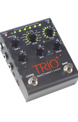 DigiDigitech TRIO+ — гитарная педаль, автоаккомпаниатор + лупер, Артикул: 450897