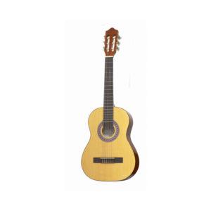 Классическая гитара Barcelona CG36N 1/2,1/2, цвет-натуральный, глянцевый, Артикул: 451095