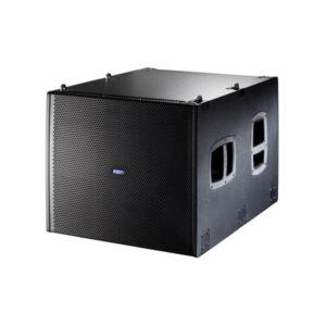 FBT MITUS 118FS - пассивный бандпасс сабвуфер, 600Вт, 8Ом, 33Гц - 250Гц, 135 dB SPL, артикул 451978