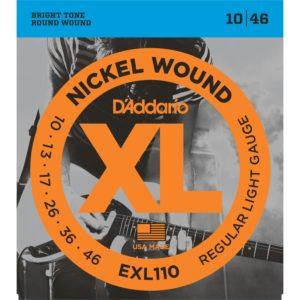 D'ADDARIO EXL110 артикул 15311
