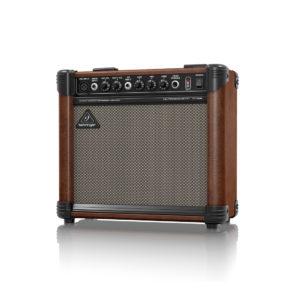 """Behringer AT108 - комбо для акустич инструм, 15 Вт, динамик 8"""", эквалайзер, микрофонный/CD вход, артикул 442779"""