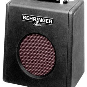 Behringer BX108 — комбо для басгитар, стиль «винтаж»,2 канала, 15 Вт, эквалайзер, динамик 8″, артикул 442846