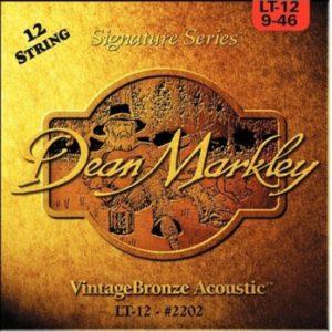 DEAN MARKLEY 2202 Vintage Bronze LT артикул 443916