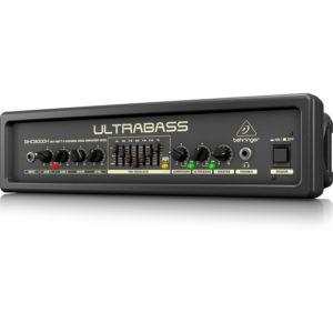 Behringer BXD3000H - бас усилитель с FBQ, 300 Вт, 2 канальный, артикул 444396