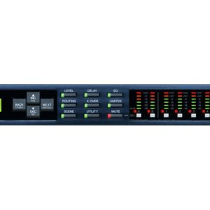 Yamaha SP2060 - цифровой спикер-процессор (24 бита/96 кГц, AES/EBU), артикул 445625