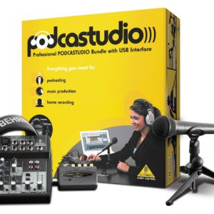 BEHRINGER PODCASTUDIO USB артикул 445866