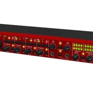 Behringer FCA1616 - FireWire - аудиоинтерфейс, 16 входов, 16 выходов, MIDI, артикул 446039