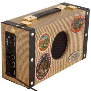 Luna AG5 - акуст. комбо, 5 Вт, CD/MP3, экв, вых. на наушн, работа от сети либо от бат., артикул 446103