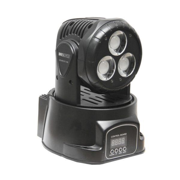 Involight LEDMH315TCOB - LED вращающаяся голова