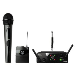 AKG WMS40 Mini2 Mix Set BD US45AC артикул 448171