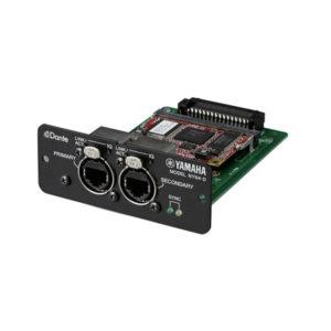 Yamaha NY64-D — плата с интерфейсом Dante для микшеров серии TF, артикул 448760