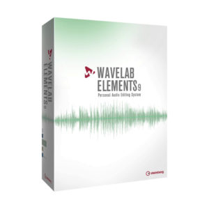 STEINBERG WaveLab Elements 9 Retail артикул 450032