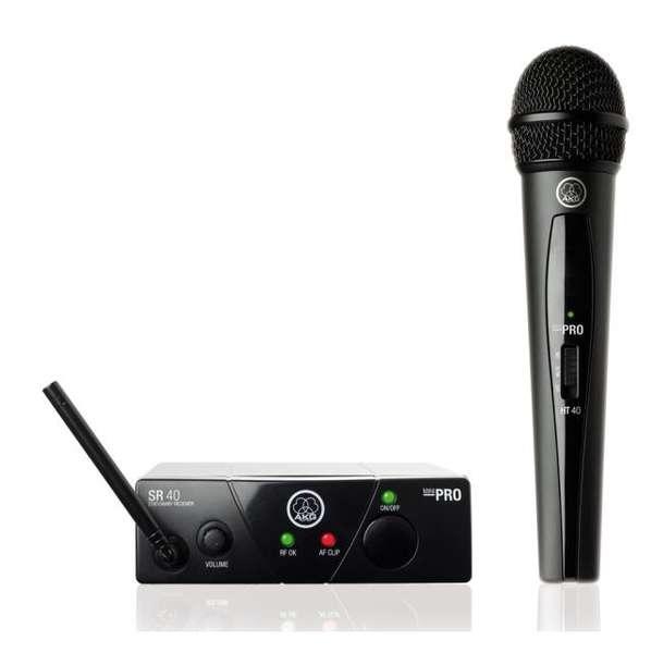 AKG WMS40 Mini Vocal Set BD US25D артикул 450732