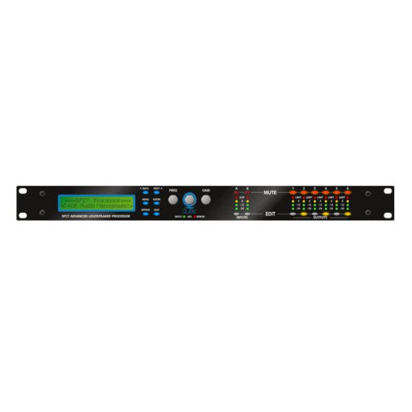 QUBE SP 27 - процессор для акустических систем, артикул 452253