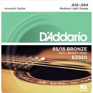 D'ADDARIO EZ920 артикул 46321