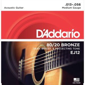 D'ADDARIO EJ12 артикул 46361