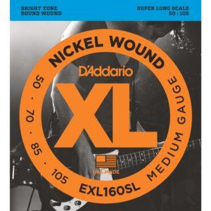 D'ADDARIO EXL160SL артикул 57931