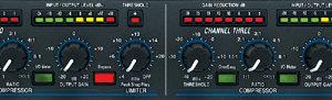 dbx 1046 - 4-х канальный компрессор / лимитер, артикул 59459