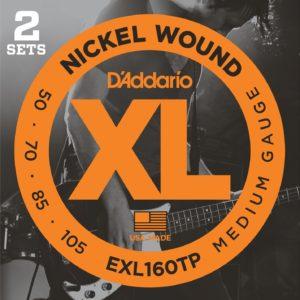D'ADDARIO EXL160TP артикул 60996