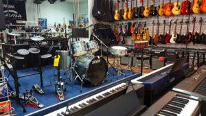 Магазин музыкальных технологий «BST Music»