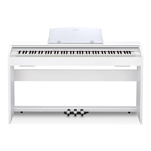Privia PX-770WE цифровое пианино Casio Артикул УТ000000853