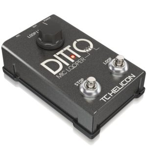 TC HELICON DITTO MIC LOOPER артикул 453490
