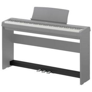 KAWAI F350B - педальный блок с тремя педалями для цифрового пианино ES110