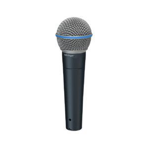 Behringer BA 85A - супер кардиоидный динамический микрофон