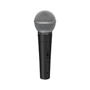 Behringer SL 85S - динамический кардиоидный вокальный микрофон с выключателем