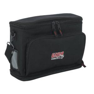 GATOR GM-DUALW - сумка для переноски радиомикрофонов  Shure BLX и аналогичных систем Артикул 453601