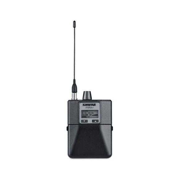 SHURE P9RA+ L6E - поясной приемник системы персонального мониторинга PSM900 Артикул 453679