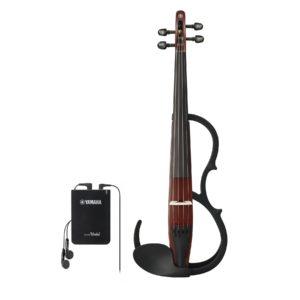 YAMAHA YSV104BR - электроскрипка с пассивным питанием
