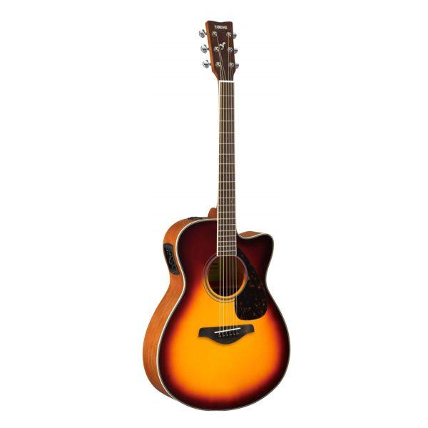 Yamaha FSX820CBS - электроакустическая гитара