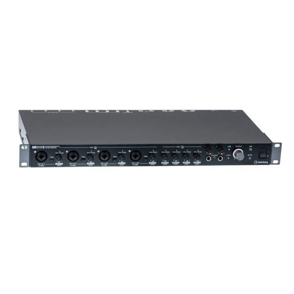 STEINBERG UR816C - профессиональный аудиоинтерфейс USB3.0 Type C c разрешением 32 бит/192 кГц Артикул 453835
