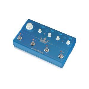 TC ELECTRONIC FLASHBACK TRIPLE DELAY - гитарная педаль эффекта задержки (3 в 1) Артикул 453856