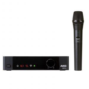 AKG DMS100 Vocal Set - цифровая радиосистема с ручным передатчиком P5