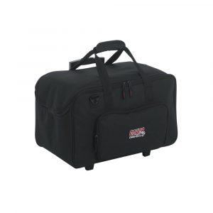 GATOR G-LIGHTBAG-1911W - сумка с колесами для переноски 4-х приборов типа LED PAR 19x11x11 Артикул 454114