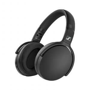 SENNHEISER HD 350BT BLACK - беспроводные Bluetooth наушники Артикул 454149