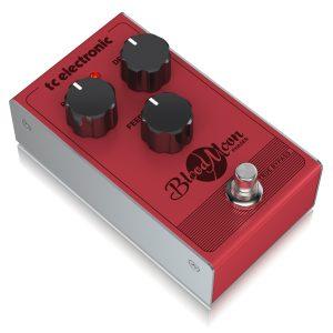 TC ELECTRONIC BLOOD MOON PHASER - гитарная педаль эффекта фэйзер Артикул 454169