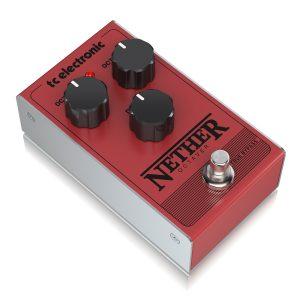 TC ELECTRONIC NETHER OCTAVER - гитарная педаль эффекта октавер Артикул 454259