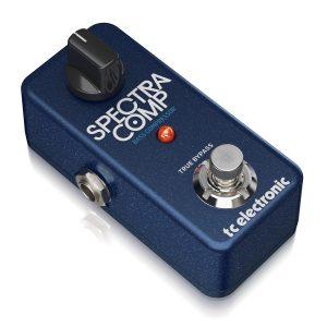 TC ELECTRONIC SPECTRACOMP BASS COMPRESSOR - гитарная педаль эффекта компрессор для бас-гитары Артикул 454261