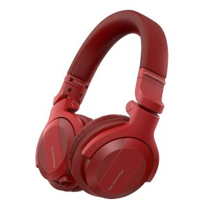 PIONEER HDJ-CUE1BT-R - диджейские наушники с функциональными возможностями Bluetooth® (красный) Артикул 454392