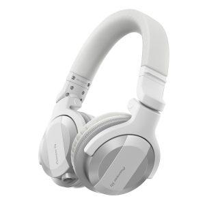 PIONEER HDJ-CUE1BT-W - диджейские наушники с функциональными возможностями Bluetooth® (белый) Артикул 454393