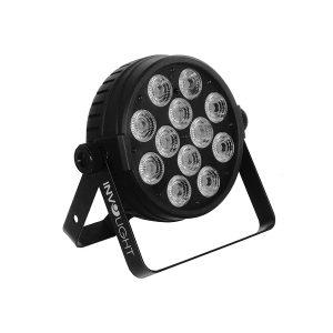 INVOLIGHT LEDPAR12HEX - светодиодный прожектор  RGBWA+UV 12шт. DMX-512