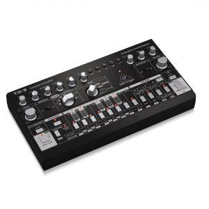 BEHRINGER TD-3-BK - басовый аналоговый монофонический синтезатор Артикул 454561