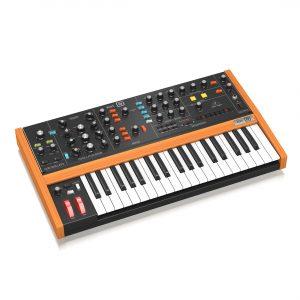BEHRINGER POLY D - аналоговый 4-х голосный полифонический синтезатор Артикул 454563